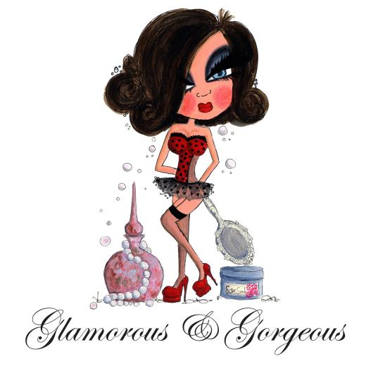 Launch of new website for Gorgeous Glamorous from Cariad BusinessWeb