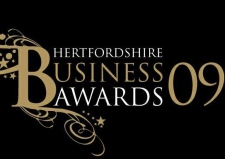 Cariad Marketing is shortlisted in the Hertfordshire Business Awards