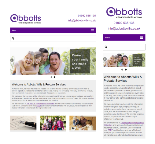 abbotts-responsive-design