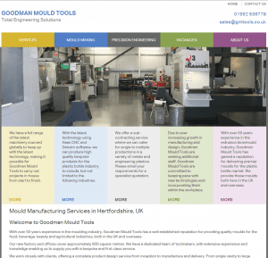 Goodman Mould Tools