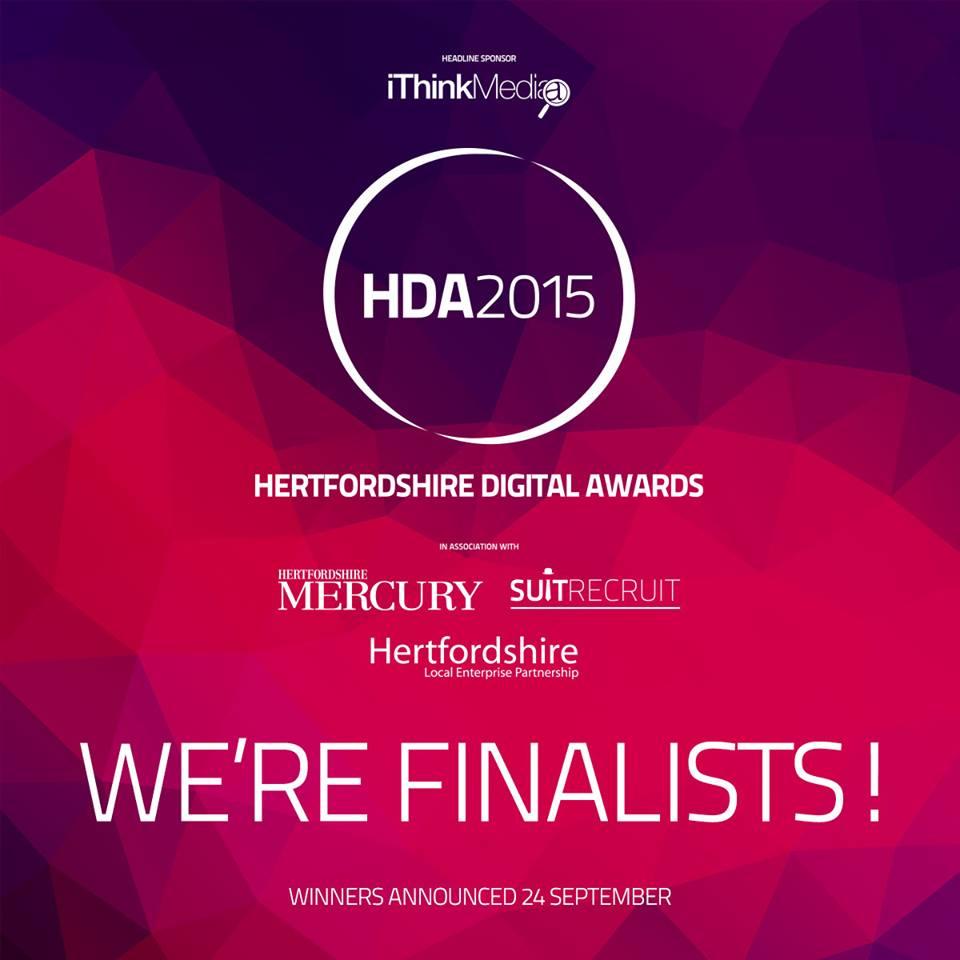 HDA 2015 Finalists