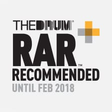 We're a recommended digital marketing agency!