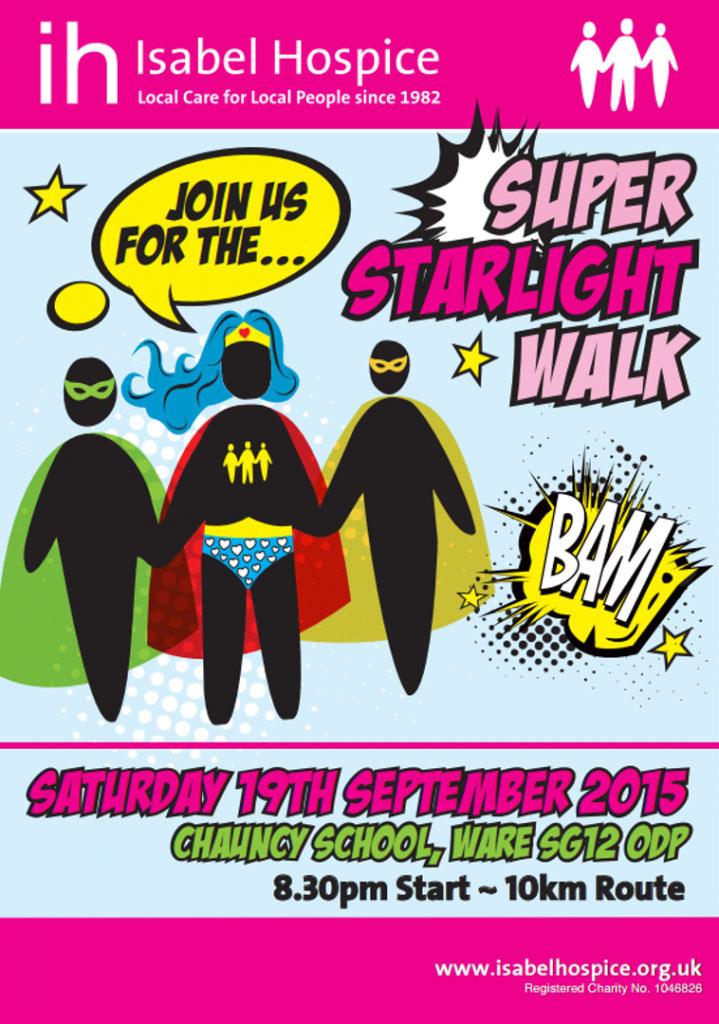 A Super Starlight Walk
