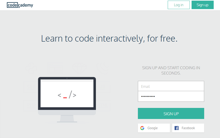 codecademy-home