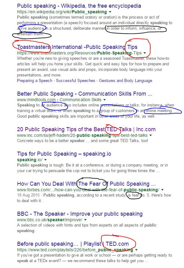 semantic search improving modern SEO