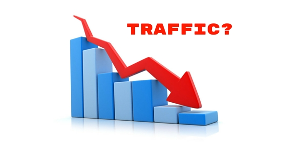TRAFFIC DROP Cariad Marketing