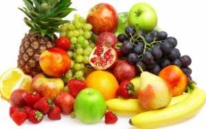 machine learning fruits