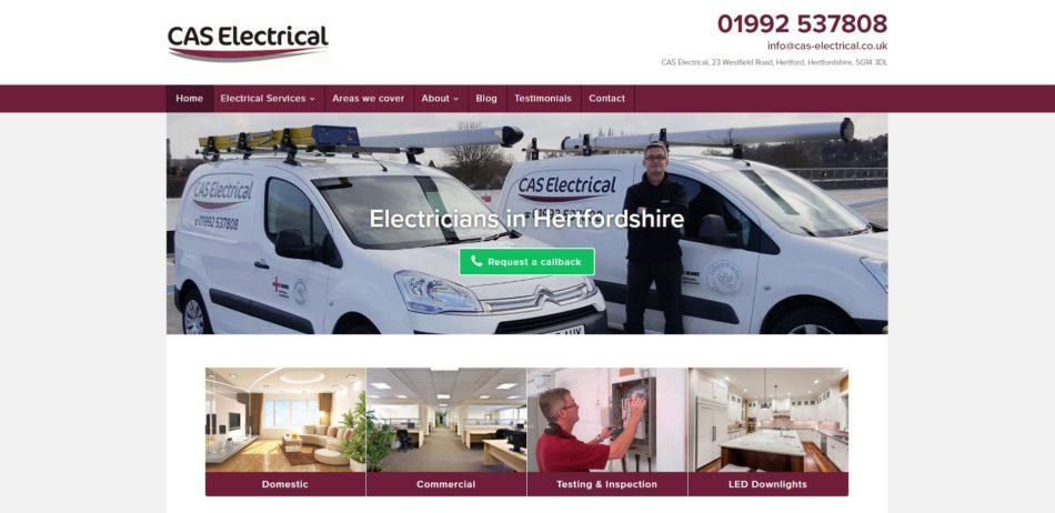 cas-electrical-website