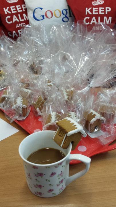 Cariad Christmas Gingerbread
