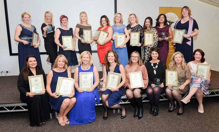 Best Business Women in the UK Winners 2016