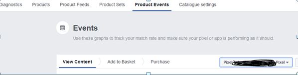 Facebook product events