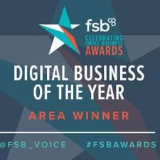 Winner of the Digital Business Of The Year