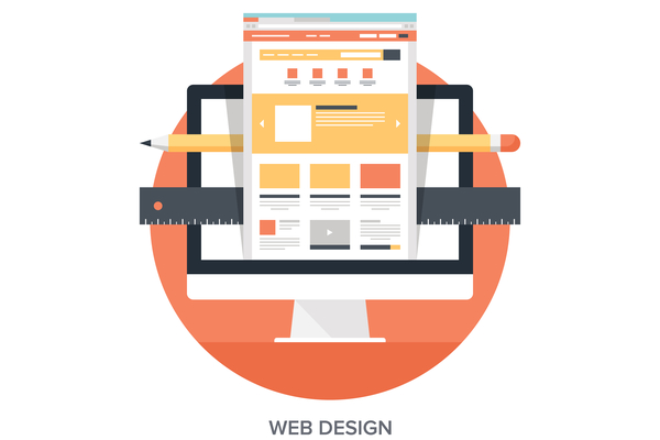 web development & design icon