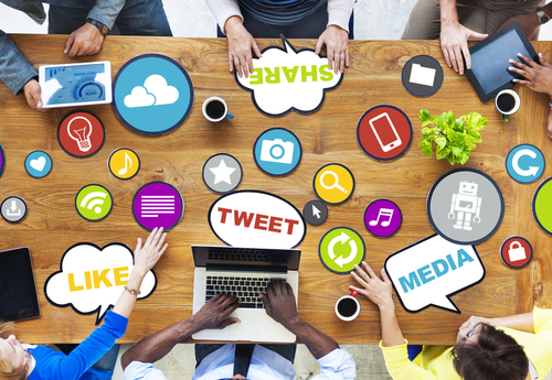 Social media best for retailers