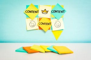 Content Marketing, writing good marketing copy