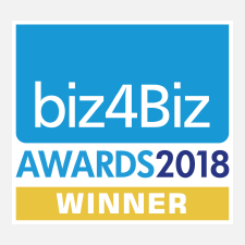 biz4Biz Awards 2018 Winner – Best Marketing and Promotional Services Provider