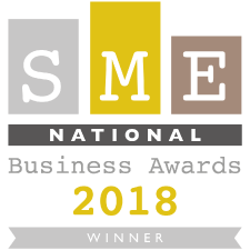 SME National Business Awards 2018 Winner – Business Person of the Year