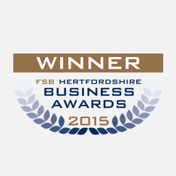 FSB Hertfordshire Business Awards 2015