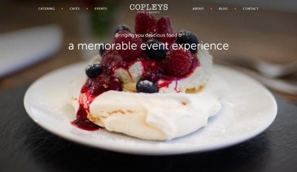 Copleys Food & Events