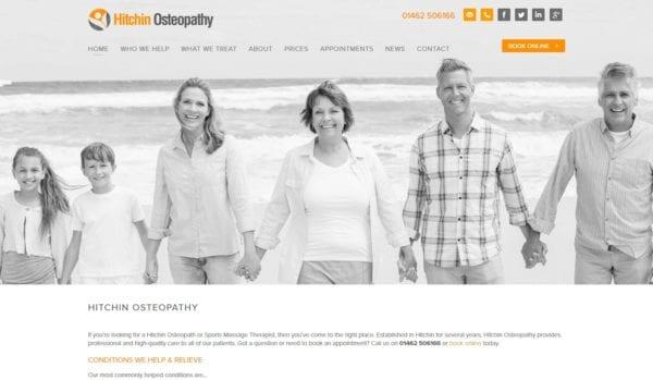 Hitchin Osteopathy
