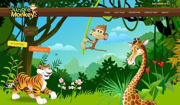 Jungle Monkeyz
