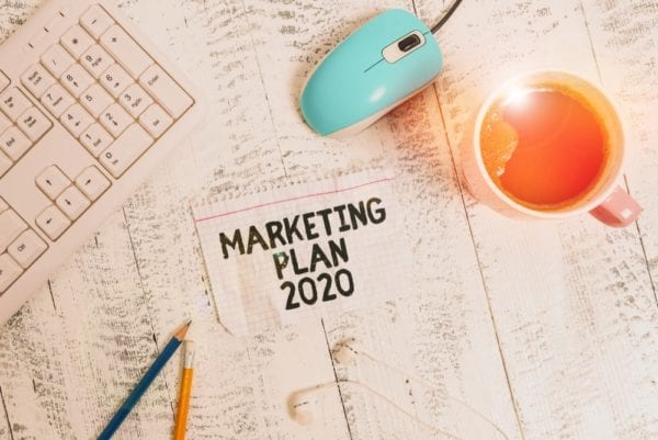 marketing strategy 2020