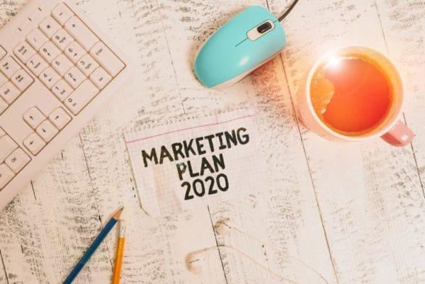 marketing strategy 2020