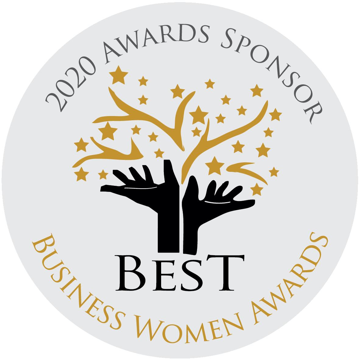 Proud Sponsors of Best Business Women Awards 2020